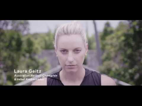 Mission Queensland Firebirds Laura Geitz Youtube