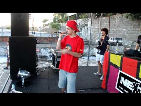 NTS no improviso na Splash Party - Rio Tinto