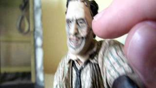 Toy Review: Movie Maniacs 7 Leatherface