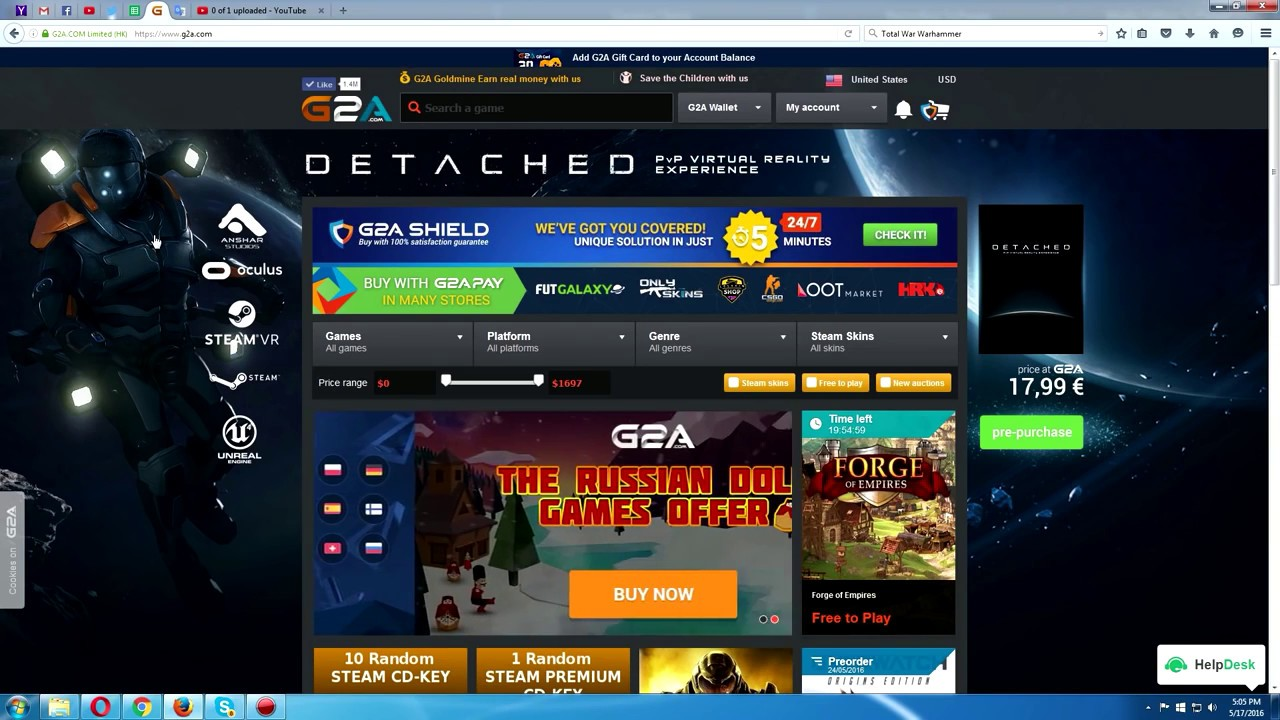How To Gift Games On G2a | Wajigame co