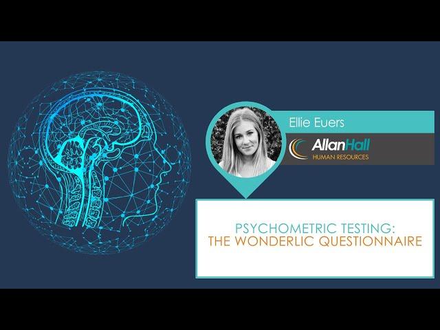 The Wonderlic Questionnaire