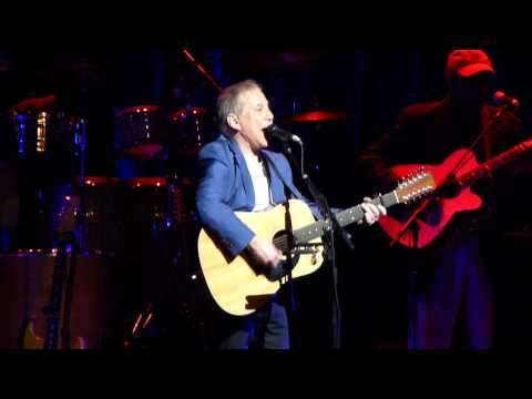 THE RYTHM OF THE SAINTS  PAUL SIMON LIVE @ BEACON 5.7.14