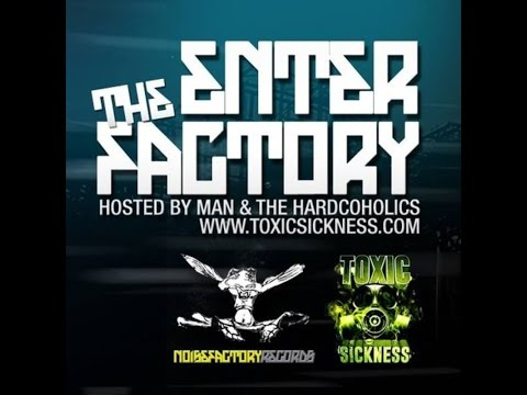MAN & THE HARDCOHOLICS PRESENT ENTER THE FACTORY / ASH / 9TH MAY / 2015