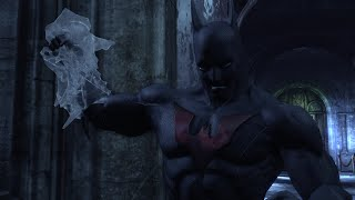 Batman: Arkham City (PC)(Batman Beyond Walkthrough) - Part 4 - Solomon Grundy [1080p60fps]