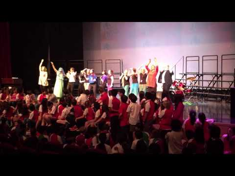 Dulwich College Shanghai Staff Music Competition Mash Up