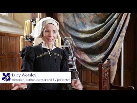 "Behind the scenes on ""Six Wives"" with Lucy Worsley"