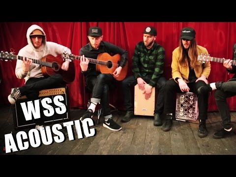 While She Sleeps  - Four Walls & New World Torture [Acoustic] - Berlin Metal TV