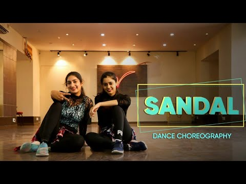 SANDAL - Bollywood DanceSunanda SharmaSukh-E JaaniLatest Punjabi Song 2019