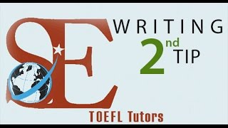TOEFL Writing: Integrated Essay (The 20-Minute Essay)