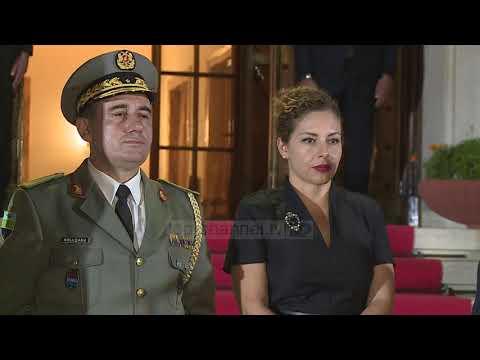Samiti i NATO-s, shefat e shtabeve në Tiranë - Top Channel Albania - News - Lajme