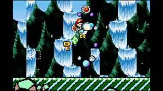 Playthrough - Super Mario Advance 3: Yoshi's Island - World 2 Part 2 (Part 7)
