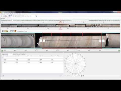 CoreProfiler: Making Geotechnical Measurements