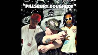 Drigga Dreezy Ft. FlamezHood & Blunt King: Pillsbury DoughBoy (MMG)