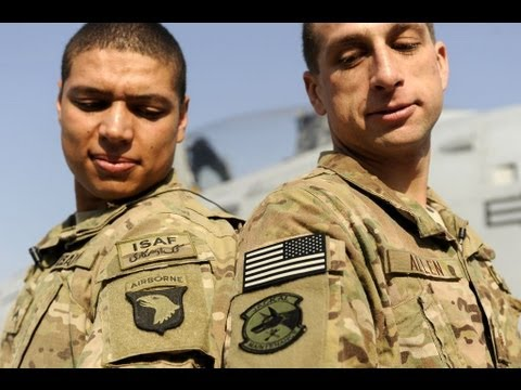 Military brothers reunited for Christmas