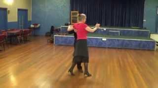 Unknown Waltz Sequence Dance Walkthrough