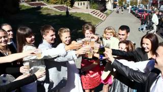 ролик свадьбы