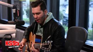 Andy Grammer Live in Studio with Moon & Staci