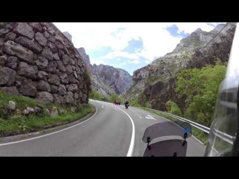 Picos Mountains Spain -  A Favourite Ride