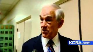 Ron Paul Shares Thoughts On Republican Party