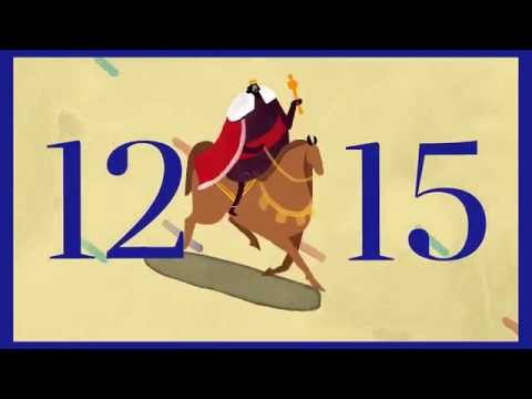 Why was King John so unpopular?