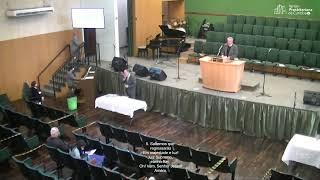 02/08/2020 - Culto 9hs - Rev Nivaldo Wagner Furlan