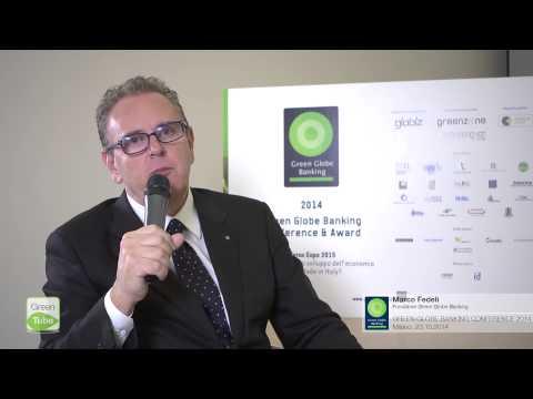 Intervista a Marco Fedeli | 8° edizione Green Globe Banking Conference