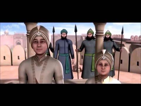 Vela Aa Gaya Hai| Chaar Sahibzaade | With Lyrics and Translations