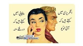 Definition of Love in Punjabi/Funny Videos