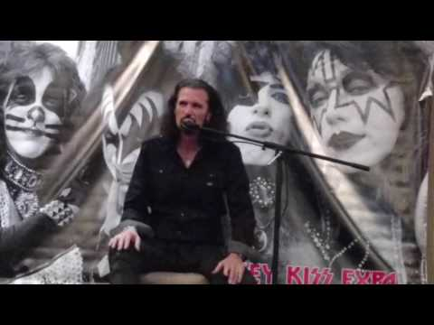 Bruce Kulick talks about MTV's Unplugged, KISS Conventions, etc