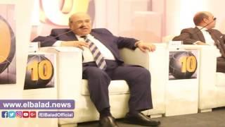 مصطفى الفقي: الرئيس الأمريكي يقدر دور مصر والرئيس السيسي.. فيديو وصور