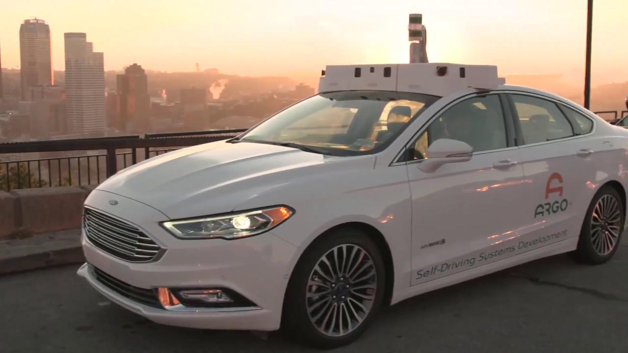 VW dan Ford Salaman untuk Misi Padati AS dan Eropa dengan Mobil Swakemudi