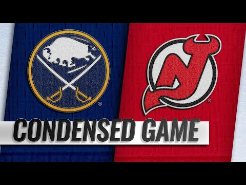 02/17/19 Condensed Game: Sabres @ Devils