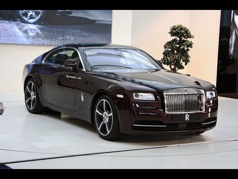 2018 Rolls Royce Wraith Interior Exterior Review Youtube
