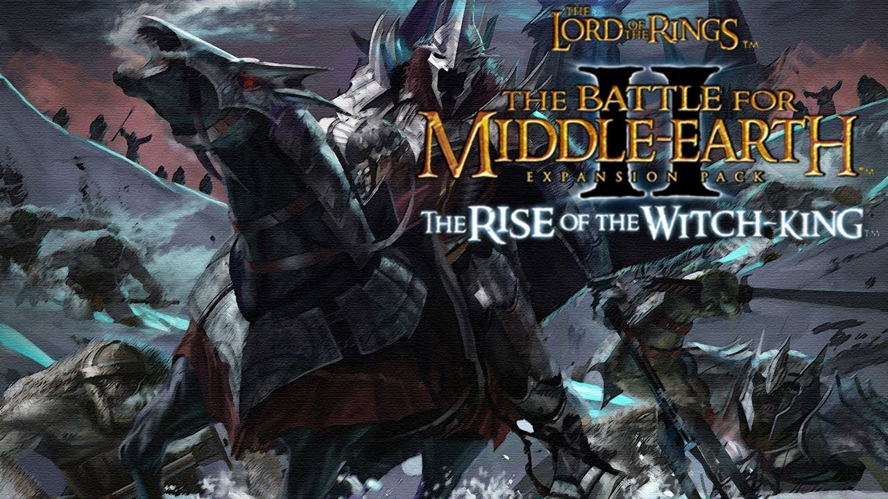 lord of the rings bfme 2 rise of the witch king download