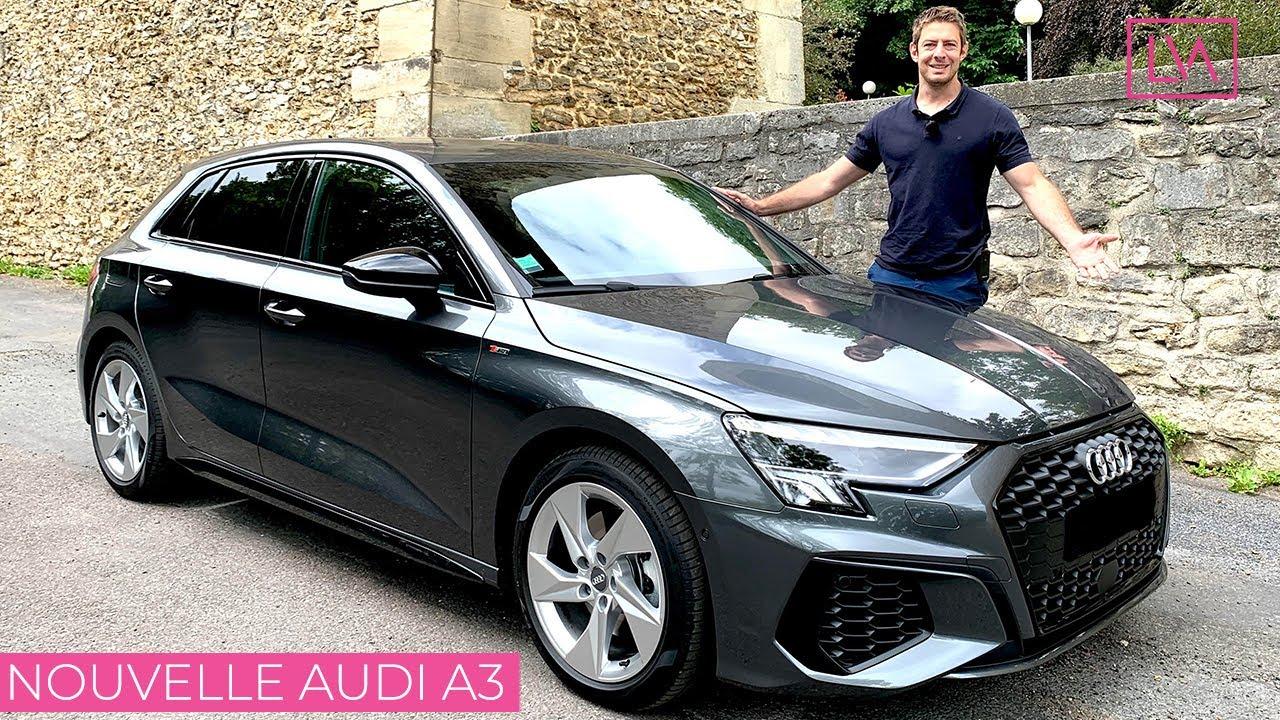 Essai nouvelle Audi A3 sportback - La génération parfaite?!