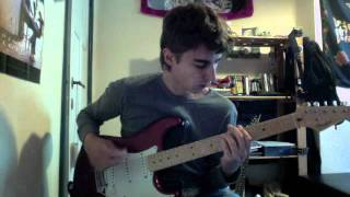 Freestylers - Cracks (Flux Pavilion Remix) Guitar Dubstep Cover