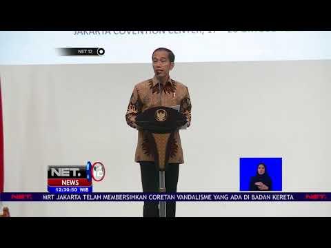 Presiden Jokowi Tegur Menteri Kesehatan Dan Dirut BPJS - NET12