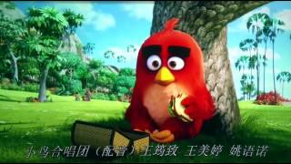 Angry Birds Movie : Red take a picnic in the park and Flirts the funniest moment