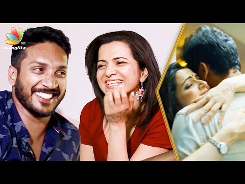 Dhivyadharshini & Sathish about their first love | Interview | Gautham Menon | Ulaviravu Song