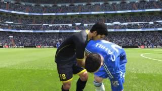 Fifa 16 Suarez Bite
