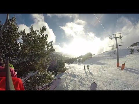 GoPro Andorra Ski Trip Bitches 2015