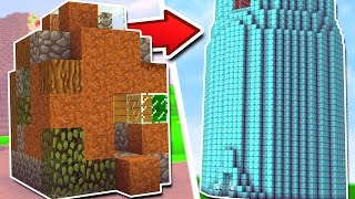 EASIEST WAY to go FROM a NOOB to a MINECRAFT BOSS!!