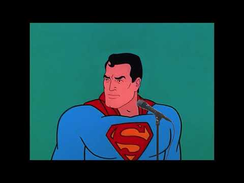 Comic Book Karaoke Lounge 02 -  Superman Sings What's Going On