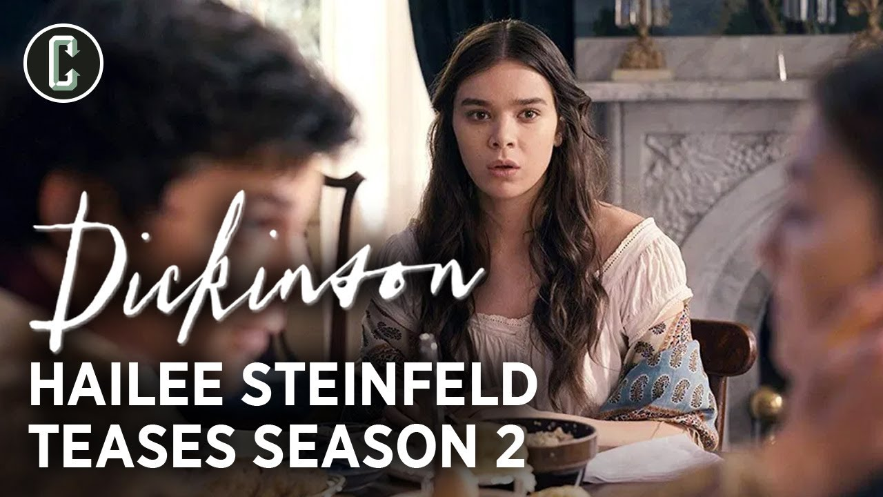 Hailee Steinfeld Teases A Tone Shift for Dickinson Season 2