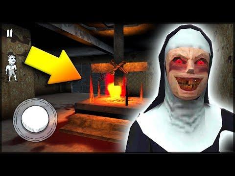 The Nun - ПОЛНОЕ ПРОХОЖДЕНИЕ | Очень жуткая МОНАХИНЯ пытается нас убить! (Версия: 1.0.6)