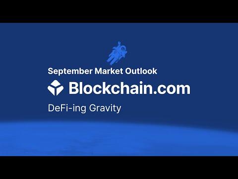 Blockchain.com Crypto Market Outlook – September 2020