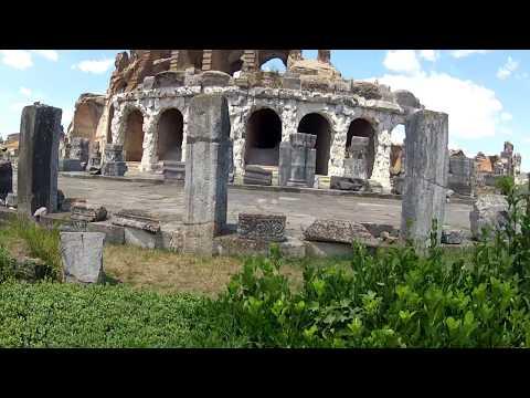 Anfiteatro Campano Roman Amphitheater, Caserta, Italy