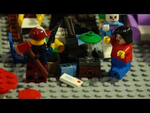 Lego Zombie Siege