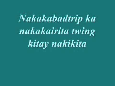 SilvertoesParokya ni Edgar with lyrics