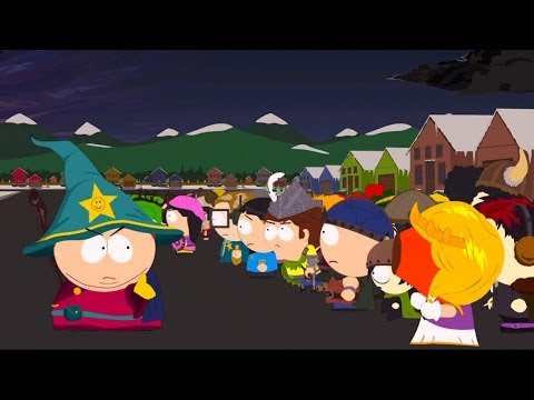 South Park: The Stick of Truth Launch Trailer - March 4 2014 Release Date (Stick of Truth Trailer)